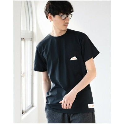 UNIVERSAL OVERALL x SALVAGE PUBLIC x B:MING by BEAMS / LAND AND WATER Tシャツ B:MING by BEAMS ビーミング...