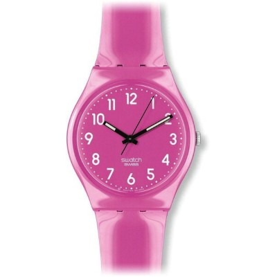 スウォッチ SWATCH Swatch Colour Code Collection 2010 DRAGON FRUIT GP128 レディース 腕時計・お取寄