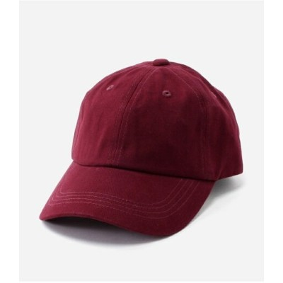 【SALE/30%OFF】AZUL by moussy BASIC SIMPLE CAP アズールバイマウジー 帽子/ヘア小物 帽子その他 レッド