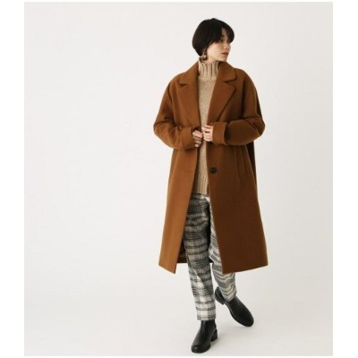 【SALE/50%OFF】AZUL by moussy OVER LOOSE CHESTER COAT アズールバイマウジー コート/ジャケット コート/ジャケットその他 グリーン ブラウン...
