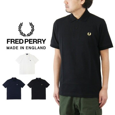 FRED PERRY フレッドペリー THE ORIGINAL FRED PERRY SHIRT M3 ザ オリジナル フレッドペリー シャツ / メンズ ポロシャツ Made in ENGLAND...