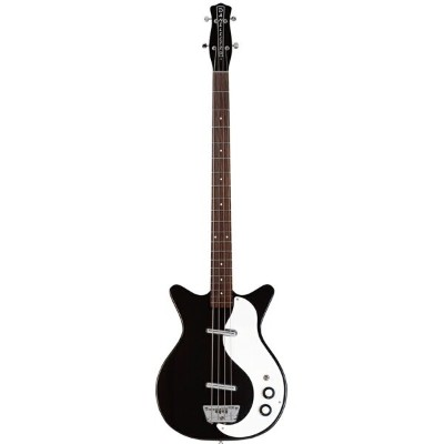 Danelectro/'59 DC LONG SCALE BASS BLK【お取り寄せ商品】