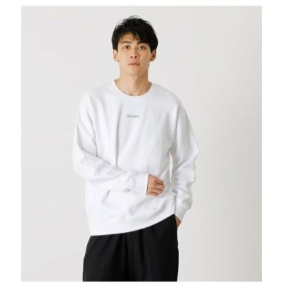 【SALE/50%OFF】AZUL by moussy BREAKING PULLOVER アズールバイマウジー カットソー パーカー ホワイト ブラック【RBA_E】