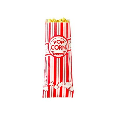 Concession Essentials CE Popcorn Bags-400ct 1 oz. Popcorn Bags (Pack of 400)