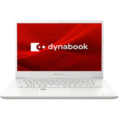 Dynabook P1M6SPBW ノートパソコン dynabook M6/SW パールホワイト