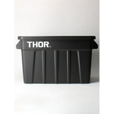 BEAUTY & YOUTH UNITED ARROWS  THOR(ソー)  LARGE TOTES WITH LID 75L/トートボックス/収納グッズ ビューティ&ユース ユナイテッドアローズ...
