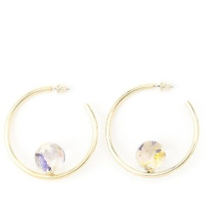 ANEVER FLOATED BALL ピアス