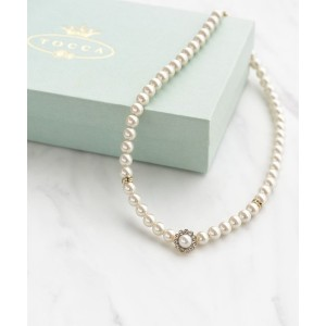 TOCCA NOBLE PEARL NECKLACE ネックレス