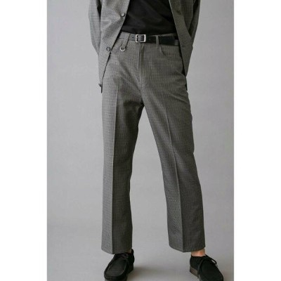 【SALE/50%OFF】BEAUTY & YOUTH UNITED ARROWS  monkey time  TR MINI CHECK TROUSER/トラウザーズ ユナイテッドアローズ...