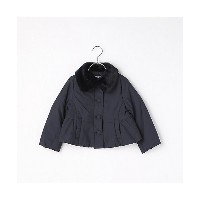 【SALE】COMME CA FILLE(Baby & Kids)/コムサ・フィユ フェイクファー襟付き中綿コート 01【三越伊勢丹/公式】 衣料品~~アウター
