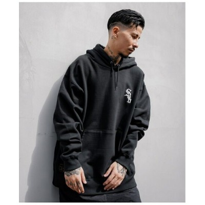 Subciety Subciety/(M)CROWD PARKA サブサエティ カットソー パーカー【送料無料】