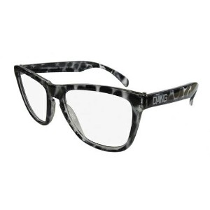 Dang Shades Tortoise Frame X Clear Lens ダン・シェイディーズ