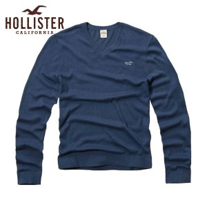 【15%OFFセール 3/3 19:00~3/8 1:59】 ホリスター HOLLISTER 正規品 メンズ セーター Huntington Beach V Neck Sweater 320-201...