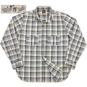 MFSC(Sportsman)Mister Freedom×Sugar Cane/ミスターフリーダム×シュガーケーン Made in U.S.A. C/L CHECK SPORTSMAN SHIRT...