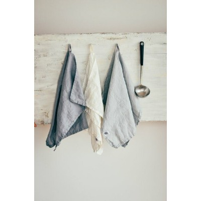 not PERFECT LINEN | SET OF 3 LINEN TOWELS | ティータオル