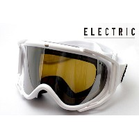 【ELECTRIC】 エレクトリック ゴーグル DEAL EE RIG GW BSRC ELECTRIC リグ アジアンフィット RIG ASIAN FIT 平面 シェイプ