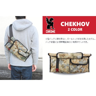 クローム CHROME CHEKHOV チェコヴ BG160 [BG]【DEAL】