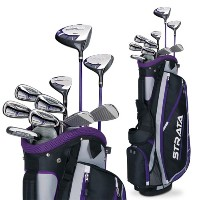 Callaway Ladies Strata Plus 14pc Package Sets【ゴルフ レディース>クラブセット】