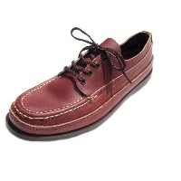 RUSSELL MOCCASINS(ラッセルモカシン)#1278 ONEIDA BOAT SOLE/BROWN OIL LEATHER /made in U.S.A.