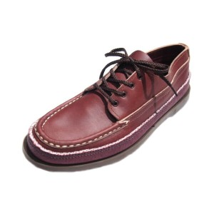 RUSSELL MOCCASINS(ラッセルモカシン)#1278 ONEIDA BOAT SOLE/BROWN OIL& RED BOAR HIDE LEATHER /made in U.S.A.