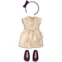 コロール ドールファッション Corolle Les Cheries Paris Party Dress Set
