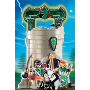 プレイモービル 4775 Playmobil Knights Take Along Tower
