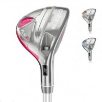 Cobra Golf Women's Fly-Z Hybrid コブラゴルフ レディス フライ Z ハイブリッド Fly-Z Graphite - Matrix VLCT ALTUS Graphite