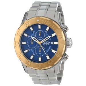 インビクタ 時計 インヴィクタ メンズ 腕時計 Invicta Men's 13106 Pro Diver Chronograph Blue Dial Stainless Steel Watch