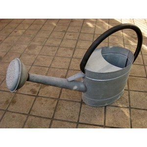 NORMANDIE WATERING CAN M ガーデニング雑貨 ブリキのジョーロ