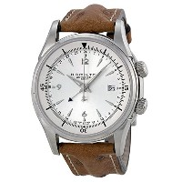ハミルトン ジャズマスター メンズ 腕時計 Hamilton American Classic JazzMaster Traveler GMT 2 Mens Watch