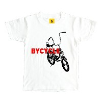 Bycicle誕生日 プレゼント お祝い キッズ Tシャツ おもしろTシャツ 誕生日プレゼント 女性 男性 女友達 おもしろ プレゼント ギフト GIFTEE