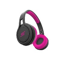 SMS Audio STREET by 50 On-Ear Wired Sport Headphone Pink(ピンク)【SMS-ONWD-SPRT-PNK】スポーツ用防滴密閉型ヘッドホン...