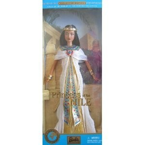 Princess of the Nile Barbie Doll - Dolls of the World Collector Edition (2001)