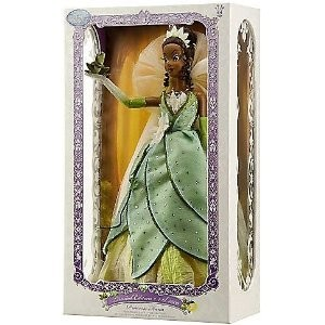 Disney The Princess and the Frog Exclusive Limited Edition 18 Inch Deluxe Tiana Doll