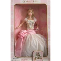 Birthday Wishes Barbie Doll Collector Edition - 1st in Series (1998)