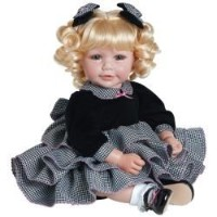 Curly Whirly 21 Inch Baby Doll 人形 ドール