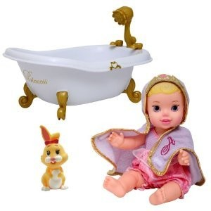 Disney ディズニー My First Bath Baby Princess - Aurora