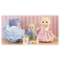 Sylvanian Families The New Arrival 人形 ドール