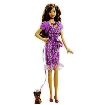 Barbie バービー Collection Birthstone Beauties African American - Amethyst February - L7573 人形