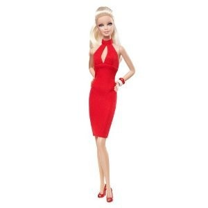 BARBIE - Red Dress