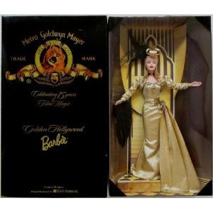 FAO Schwarz Limited Edition 限定品 MGM Golden Hollywood Barbie バービー ドール 人形 おもちゃ