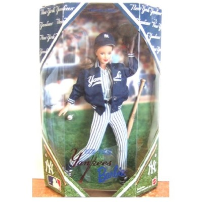 New York Yankees Barbie バービー 人形 ドール