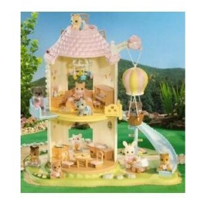 Calico Critters: Baby Playhouse Windmill