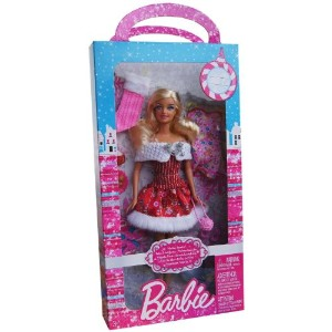 Barbie バービー Holiday Sparkle Target Exclusive 人形 ドール