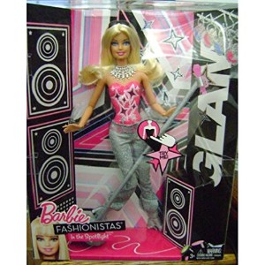 Barbie バービー Fashionistas In The Spotlight Glam Doll ドール