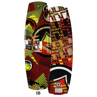 2013 LIQUID FORCE WAKEBOARD WATSON HYBRID 135 リキッドフォース