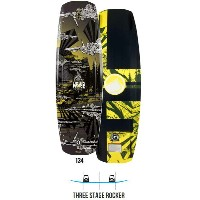 2013 LIQUID FORCE WAKEBOARD DELUXE HYBRID 134 リキッドフォース