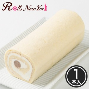 Rolls New York KIDS ROLL(plain and choco)(キッズロール(プレーンアンドチョコ)) 1本 / 新杵堂