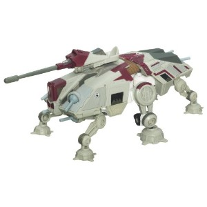 Star Wars スターウォーズ Transformers トランスフォーマー Crossovers - Captain Rex to At-Te Clone T