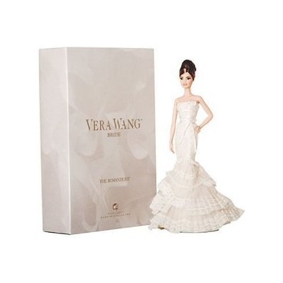 Barbie Gold Label Collection Vera Wang Bride The Romanticist Barbie Doll